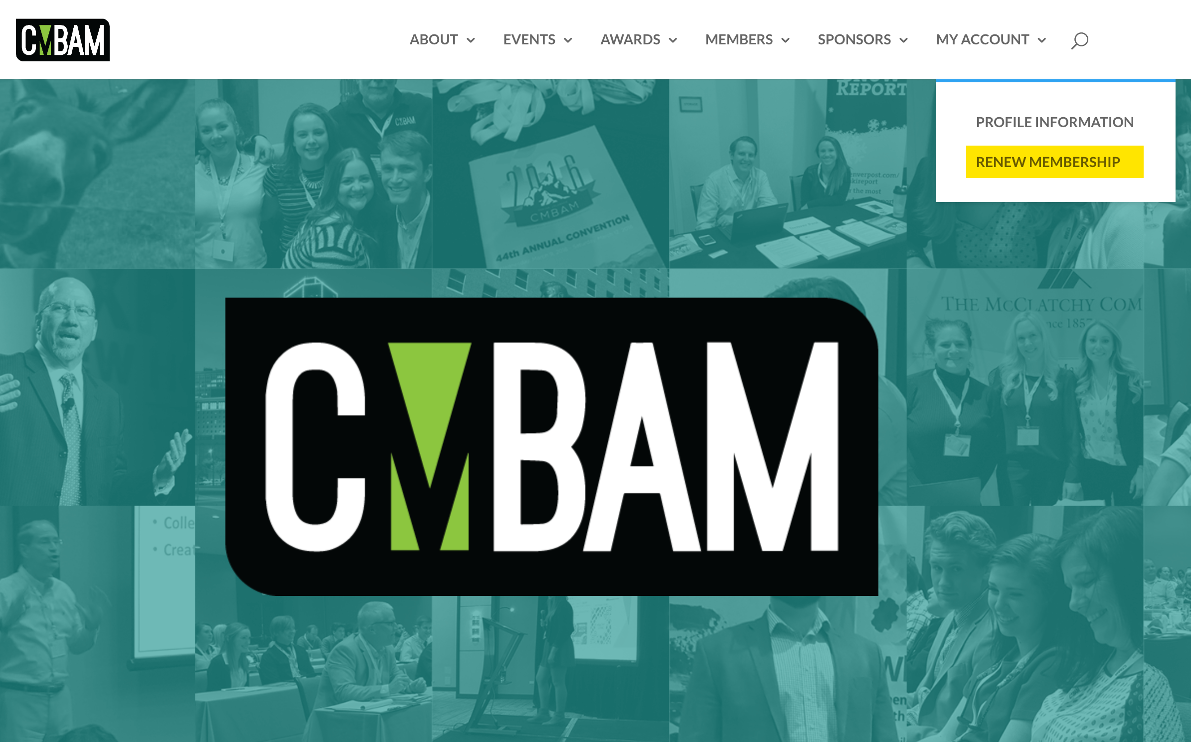CMBAM Membership Renewals: A Walk-Through Guide | CMBAM